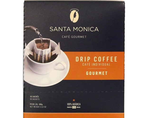 Monodosis  Drip Coffee Gourmet. De cuerpo incomparable