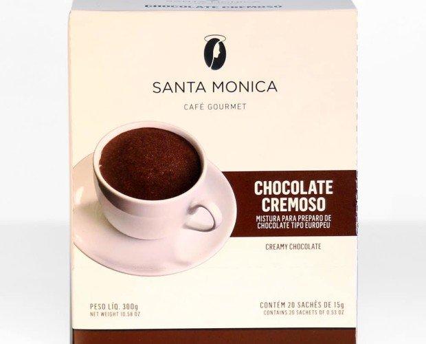 Chocolate monodosis. Inspirado en el chocolate tradicional Europeo