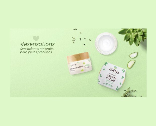 Esensation. Crema facial