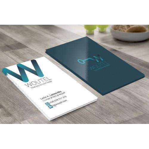 Tarjeta. Diseño tarjetas de visita