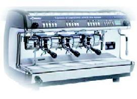 Cafeteras. Cafeteras de varios modelos