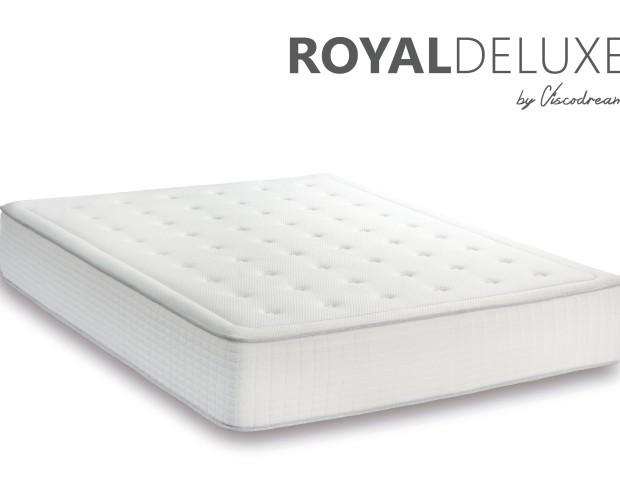 Royal Deluxe. Colchón Royal Deluxe. Visco 80kg.