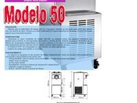 Máquina modelo 50