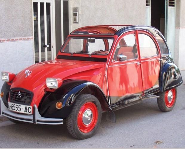 Reparación de coches clásicos