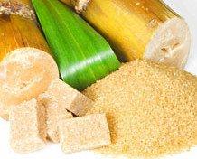 Azúcar Moreno de Caña.Muy saludable