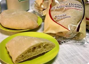 Panadería congelada. Mollete Antequerano artesanal congelado