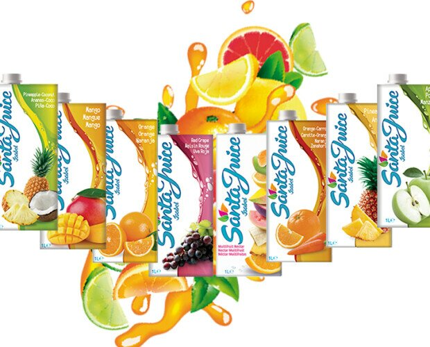 Zumos. Zumos Concentrados. Exóticos y ligeros zumos de frutas