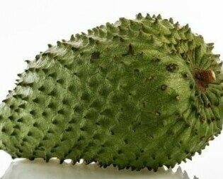 Guanabana. Propiedades Antiinflamatorias. Contiene calcio, fósforo y vitaminas del complejo B