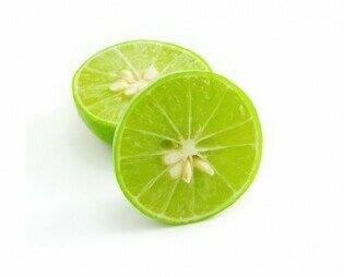 Lima Tahiti. Tiene pocas calorías, rica en Vitamina C, aporta el 33% de la ingesta diaria