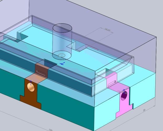 Diseño de moldes. Fabricamos moldes de inyección de plástico