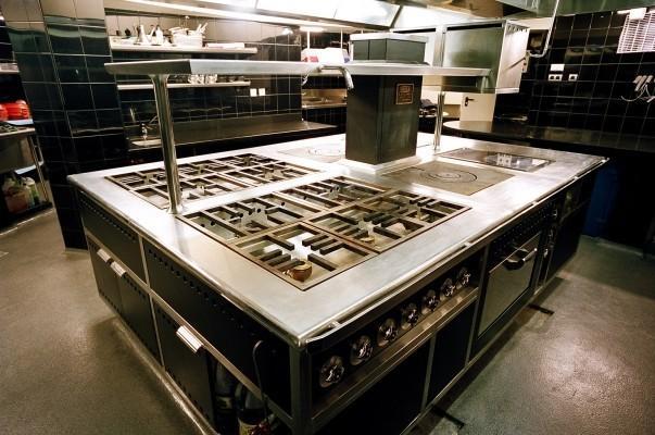 Im genes de grupo adisa for Cocinas industriales siglo