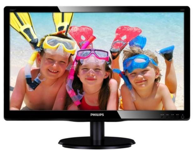 Monitores.Monitor LCD con retroiluminación LED