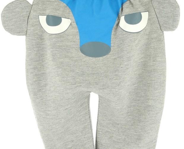 Pantalones raccoon. Pantalón cómodo y práctico