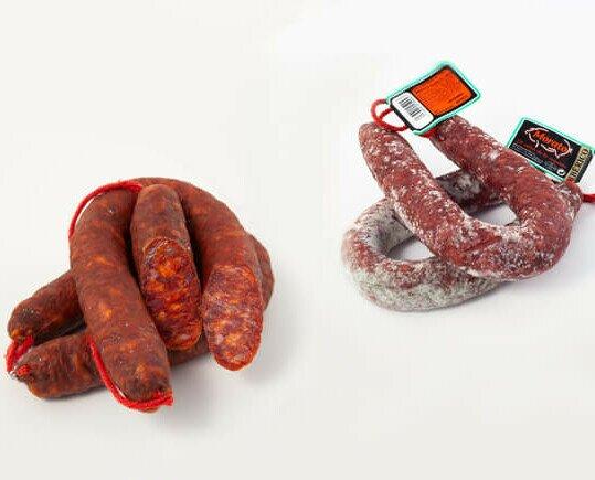 Chorizo Ibérico Herradura. Un chorizo extremeño de excelente calidad