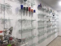 Exposicion de vasos