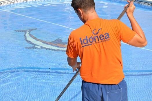 Mantenimiento de Piscinas.Socorrismo y mantenimiento de piscinas