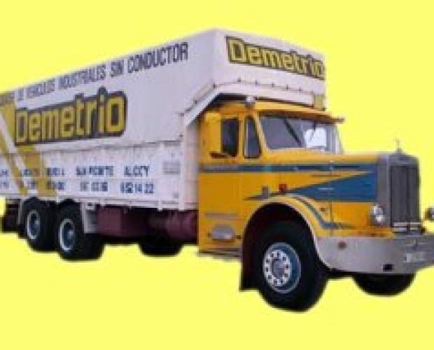 Alquiler camiones. Alquiler camiones