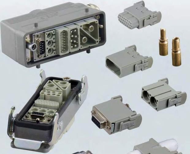 Conectores modulares. Conectores de todo tipo