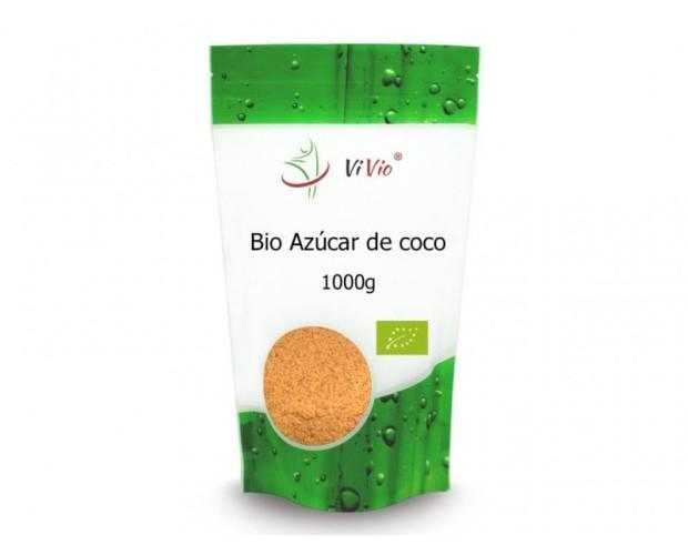 BIO Azúcar de coco. El azúcar de coco BIO es un producto derivado de extraer la sabia de la flor del coco y calentarla para que se evapore la mayor parte del...