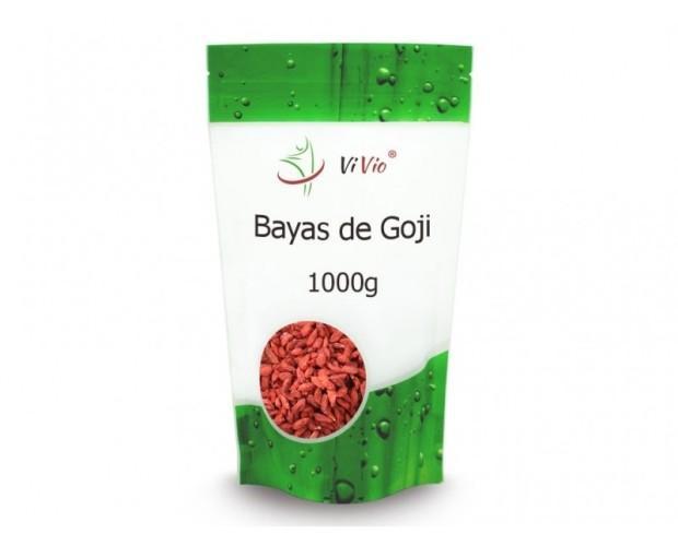Bayas de Goji. Las bayas de Goji son una fuente importante de nutrientes, con grandes propiedades