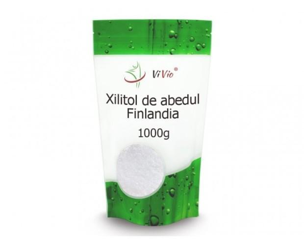 Azúcar de abedul Finlandia. Ingredientes: 100% xilitol extraido de abedul procedente de Finlandia