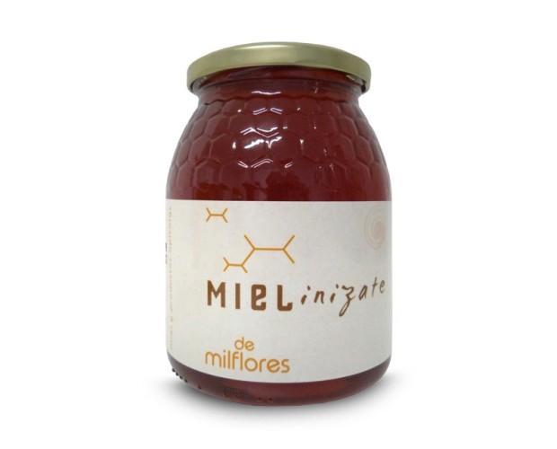 Miel de Milflores. Miel de la más alta calidad, 100% española.
