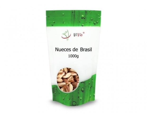 Nueces De Brasil. Tiene propiedades antioxidantes.