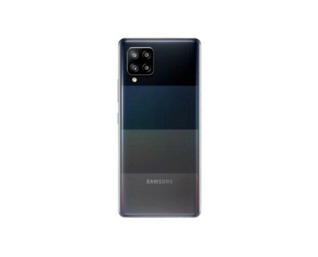 Samsung A42. Equipado con el sistema operativo Android 10