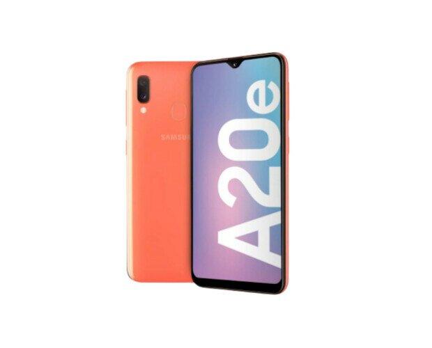 Samsung Galaxy A20E. Para quienes buscan buenas prestaciones a bajo costo
