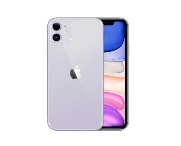Apple Iphone 11. Con pantalla Liquid Retina HD.