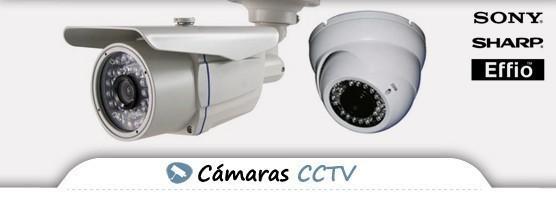 Sistemas de Seguridad. Cámaras de vigilancia CCTV , alarmas,etc.