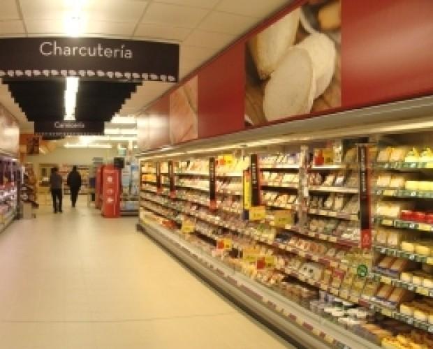 vitrinas de refrigeración. vitrinas de supermercados