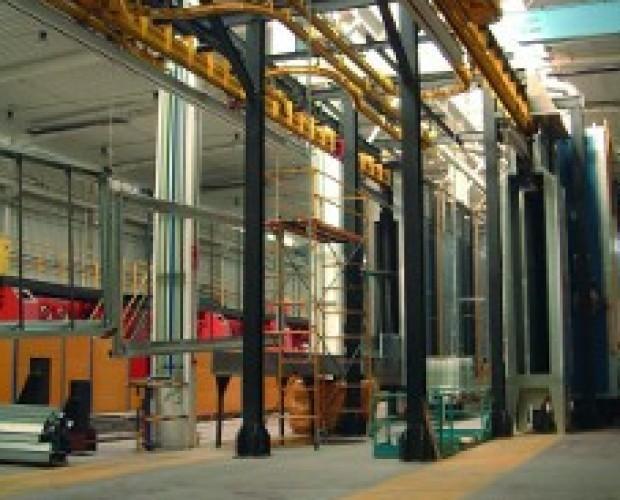 Constructoras Industriales.Última tecnología para la construcción