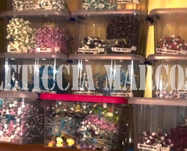 Tiaras sencillas. Tiaras de flores de lino natural amplio stock