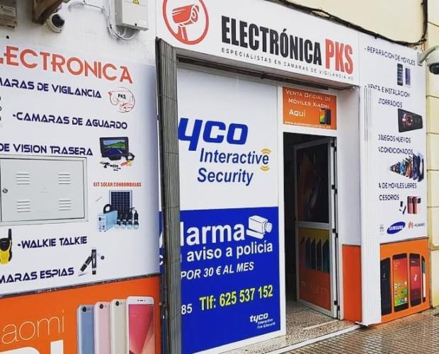 Electrónica PKS. Ubicados en Sevilla