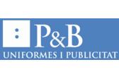 P&B Uniformes i Publicitat