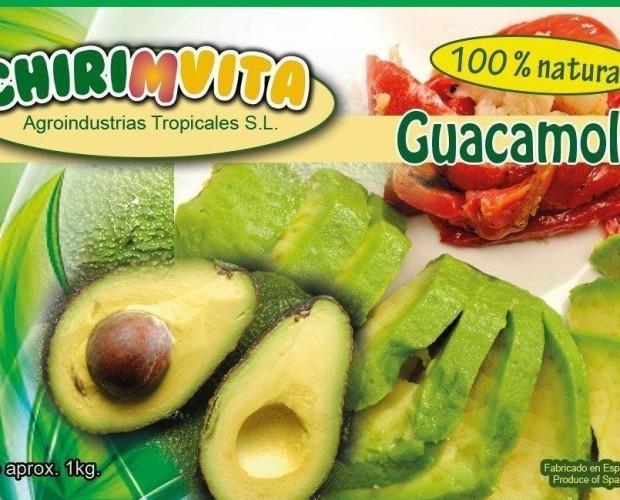 Frutas Congeladas.Preparado con el mejor aguacate producido en España