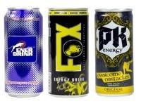 Proveedores Bebida energética