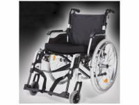 Silla de rueda de aluminio