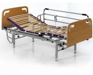 Cama articulada. Esta cama permite regular la altura , para facilitar la transferencia del usuario.