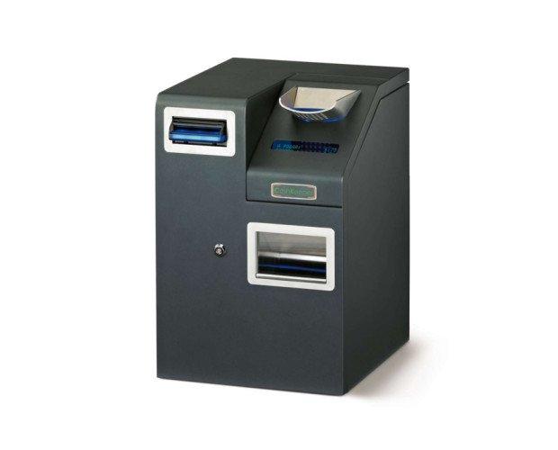 CashKeeper CK 1000. Terminal Compacto para gestion de efectivo.