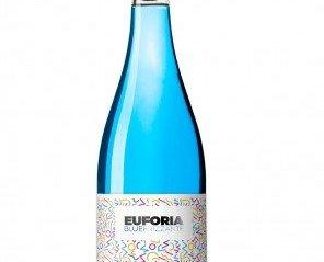 Vino Espumoso. Azul Frizzante Euforia