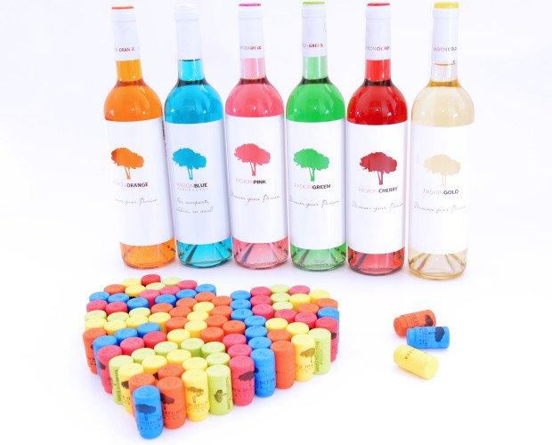 Vinos de Colores. Nuestra gama Pasión Wines