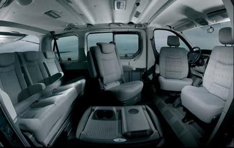 Servicios de taxi. Soluciones de transporte