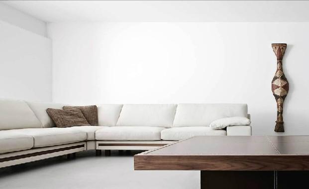 Mobiliario hogar. Conjunto de salón
