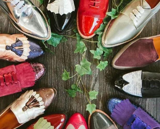 Zapatos Planos de Mujer.Ultima tendencia en calzado de hombre casual o de vestir