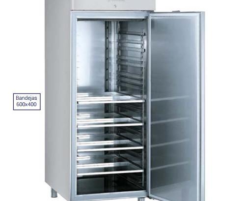 Armario fermentador. Fermentación controlada con fases programables