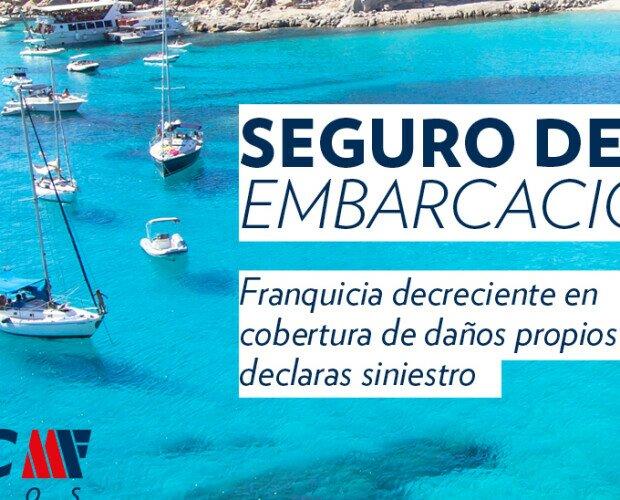 Seguro de embarcaciones.. El seguro para embarcaciones de FIATC, una solución ideal para disfrutar de una nave.