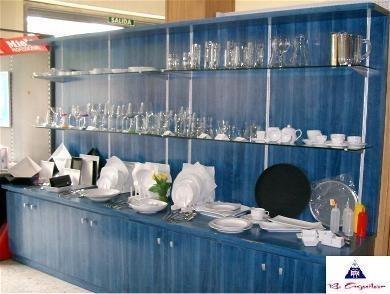 Menaje para Hostelería. Menaje de cocina para hostelería
