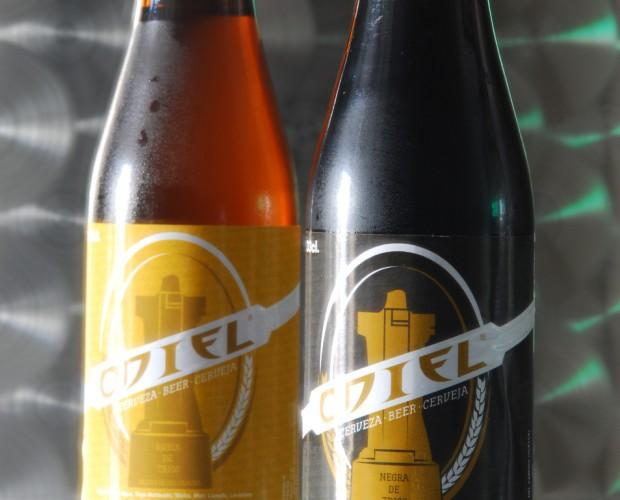 Cerveza Artesanal.Nuestras dos cervezas